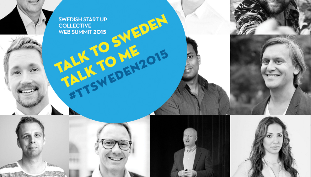 Ttsweden 2015 på websummit