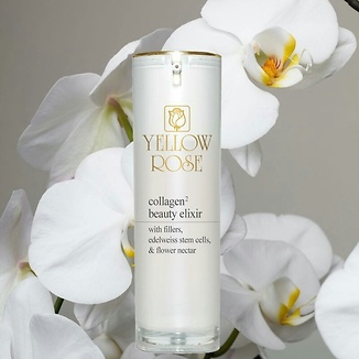 Yellow Rose collagen serum