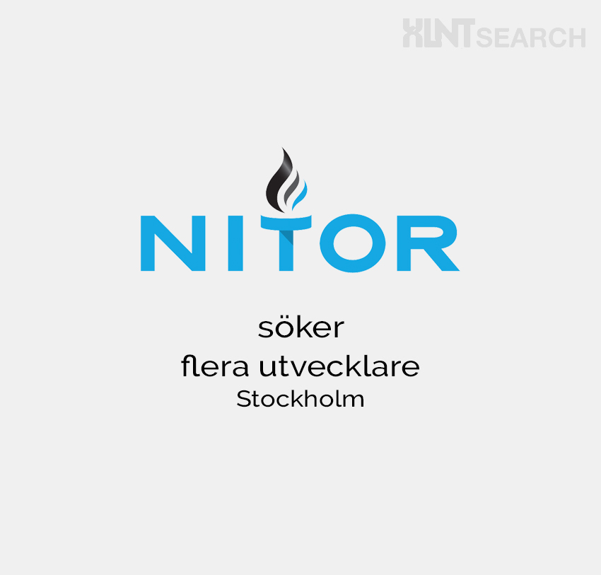 Nitor söker IT-arkitekt