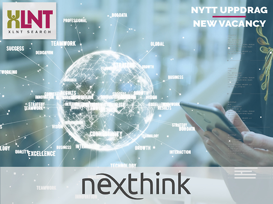 New assignment from Nexthink