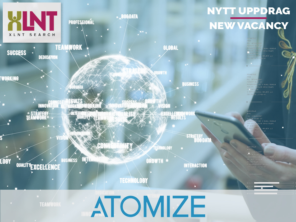 New assignment from ATOMIZE