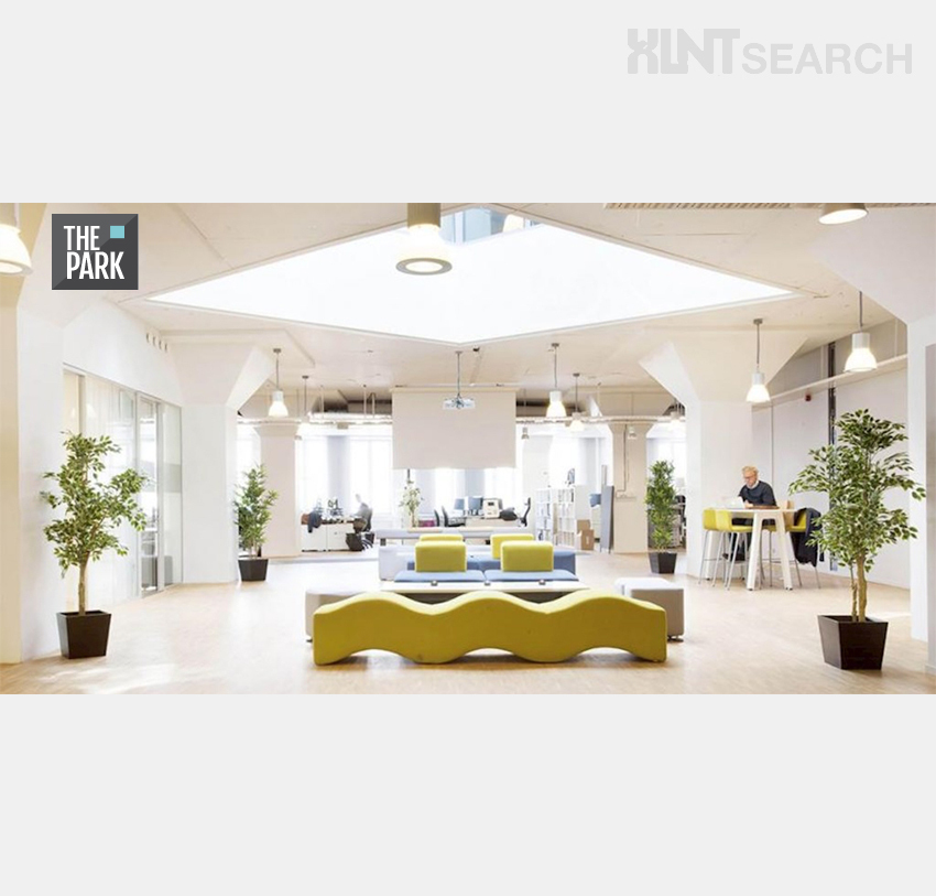 XLNT Search new office in The Park, Stockholm Sweden