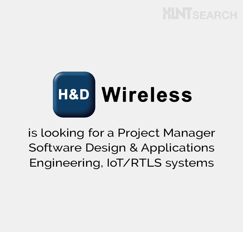 H&D Wireless is looking for a Project Manager