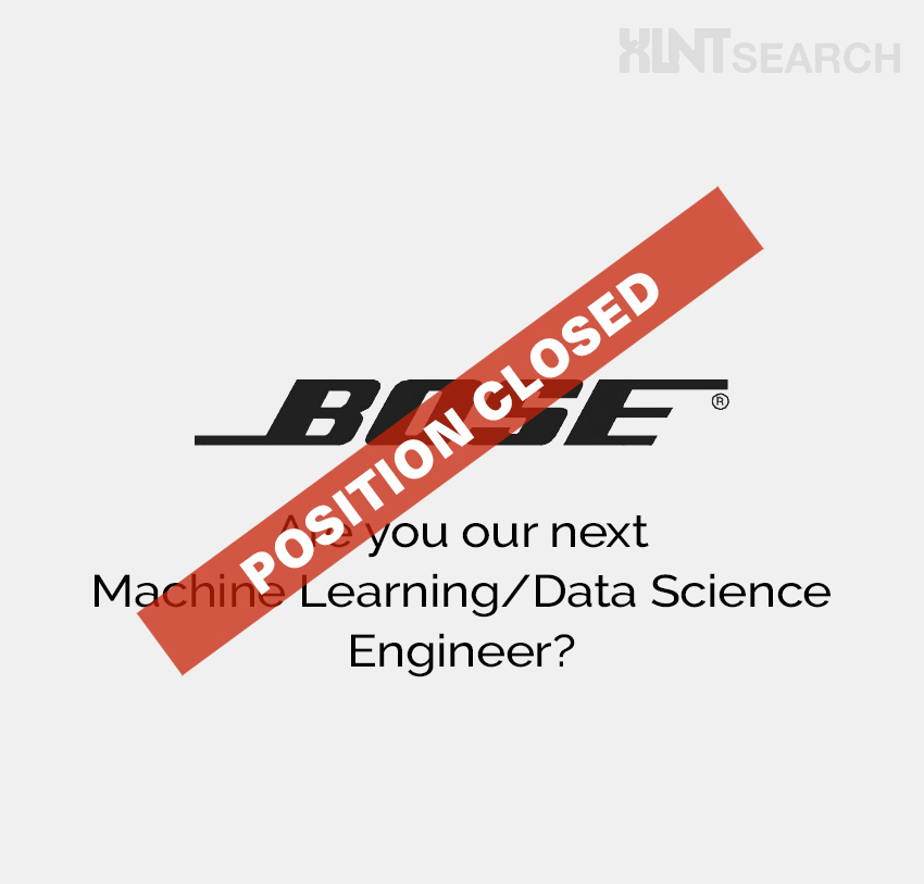 BOSE - Position closed
