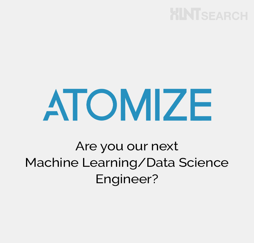 Are you our next Machine Learning/Data Science Engineer?
