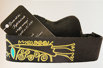 DuoPad wrist rest & support – Limited edition – exclusively designed by Jeanette Karsten